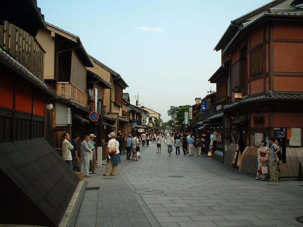 Kioto_-_kawaramachi